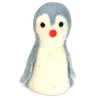 Penguin egg cozy