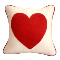 Heart Felt Cushion