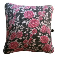 Printed felt cushion