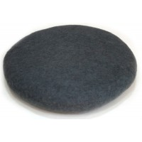 Felt seating cushion